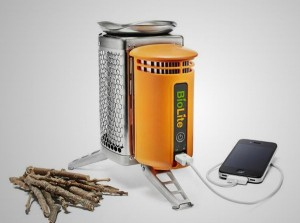 Biolite Commerical Rocket Stove
