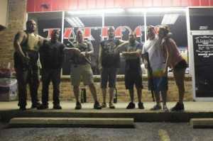 Citizens in Ferguson Unite to Defend Their Business
