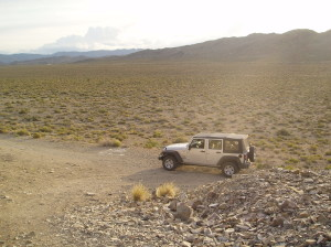 Bugging out of SoCal via the Mojave Desert