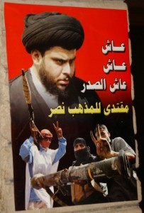 al-Sadr Poster. Source: http://www.globalsecurity.org/military/world/para/images/al-sadr_madhi-army_040915-a-3133c-041.jpg
